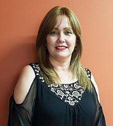 Foto Dra. María de los A. Ortiz, directora