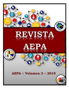 portada revista AEPA Vol 3 Año 2019