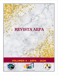 portada revista aepa 2020