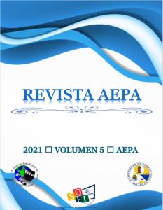 portada revista aepa volumen 5 2021